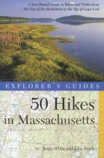 50 Hikes in Massachusetts (Fourth edition)