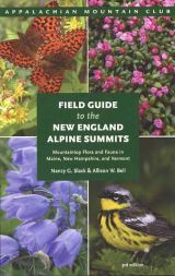 Field Guide to the New England Alpine Summits (3rd edition)