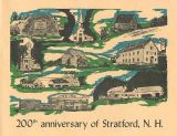200th Anniversary of Stratford, New Hampshire
