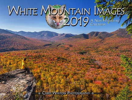 2019 White Mountain Images Calendar