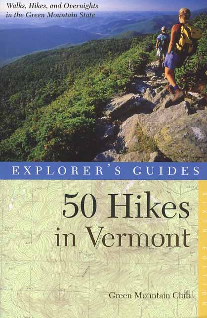 50 Hikes in Vermont