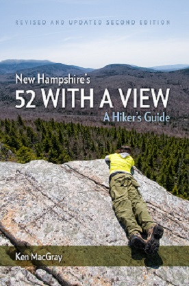 New Hampshire's 52 With a View: A Hiker's Guide (2nd Edition)