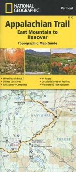 Appalachian Trail Map Guide: East Mountain to Hanover