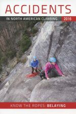 Accidents in North American Mountaineering (2016)