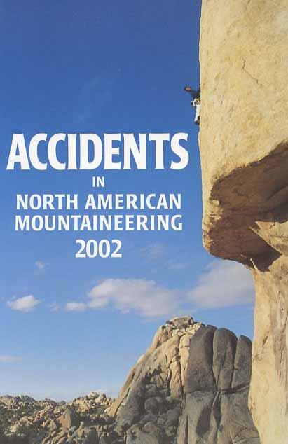 Accidents in North American Mountaineering (2002)
