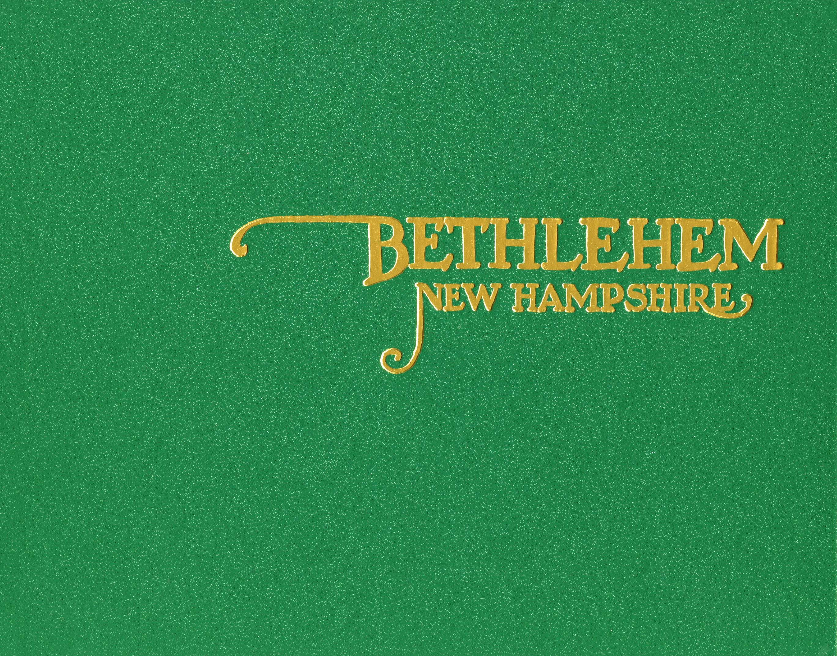 Bethlehem, New Hampshire