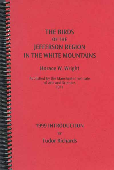 Birds of the Jefferson Region in the White Mountains