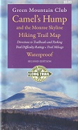 GMC Camel's Hump and Monroe Skyline Hiking Trail Map (2nd edition)