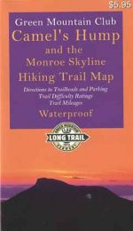 Camel's Hump and Monroe Skyline Hiking Trail Map