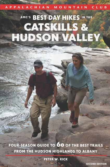 AMC's Best Day Hikes in the Catskills and Hudson Valley (2nd edition)