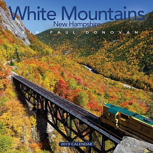 2019 White Mountains calendar