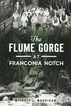 The Flume Gorge at Franconia Notch