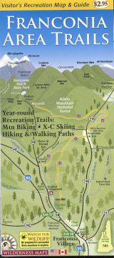 Franconia Area Trails Map