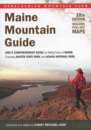 AMC Maine Mountain Guide (10th edition)
