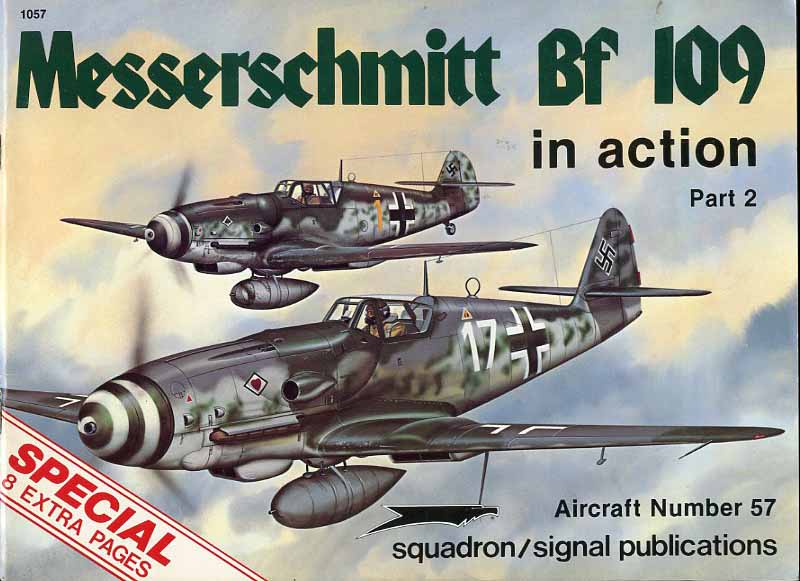 Messerschmitt BF109 in Action (Part 2)