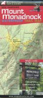 Mount Monadnock Trail Map (Waterproof)