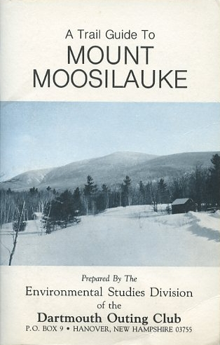 Trail Guide to Mount Moosilauke