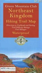 GMC Northeast Kingdom Hiking Trail Map (1st Edition)