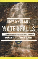 New England Waterfalls (3rd edition)