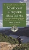 GMC Northeast Kingdom Hiking Trail Map (3rd edition)