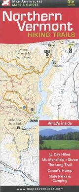 Northern Vermont Hiking Trails (4th edition)