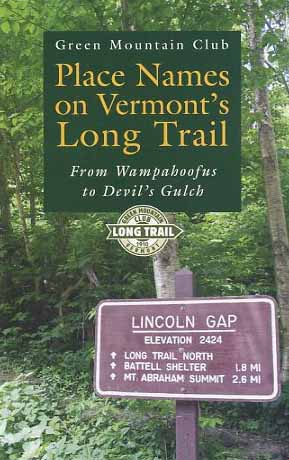 Place Names On Vermont S Long Trail