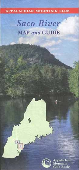 AMC Saco River Map & Guide