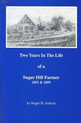 Two Years in the Life of a Sugar Hill Farmer (1851 & 1859)